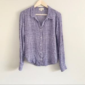 Anthropologie | Cloth & Stone Button Down Top